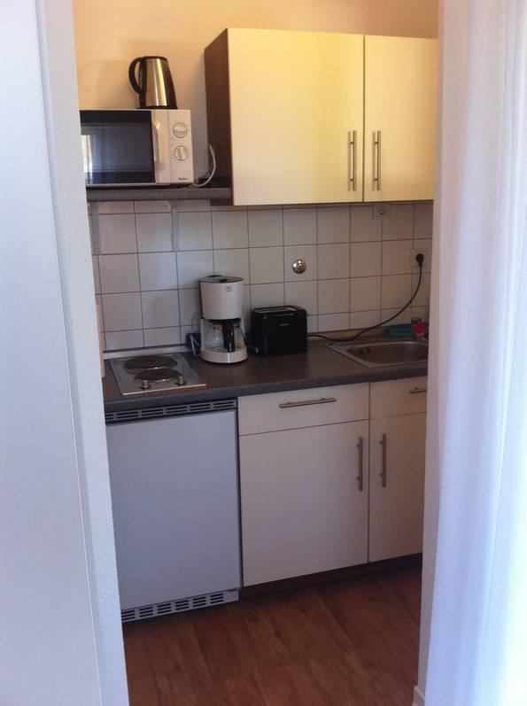 Wintersmühle: Apartment 1 (28 qm)